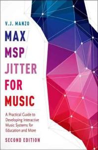 [해외]Max/Msp/Jitter for Music