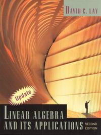 Linear Algebra and Its Applications 2/E H/C(Update)
