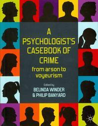 [해외]A Psychologist's Casebook of Crime (Paperback)