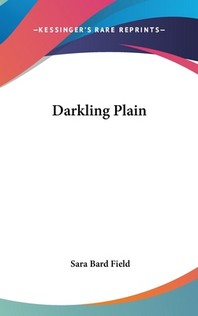 [해외]Darkling Plain (Hardcover)
