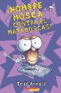[해외]Hombre Mosca Contra El Matamoscas! (Fly Guy vs. the Flyswatter) (Prebound)