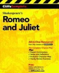 [해외]Cliffscomplete Romeo and Juliet (Paperback)