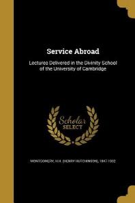 [해외]Service Abroad (Paperback)