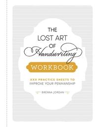 [해외]The Lost Art of Handwriting Workbook