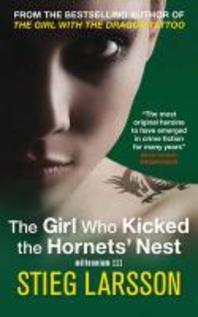 The Girl Who Kicked the Hornets' Nest (Millennium Trilogy Book 3)