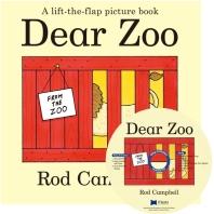 노부영 송 애니메이션 세이펜 Dear Zoo (원서 & CD)