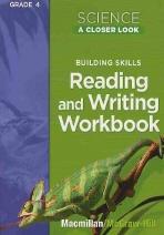 [해외]Science, a Closer Look, Grade 4, Reading and Writing in Science Workbook
