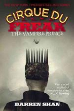 [해외]The Vampire Prince (Paperback)