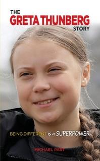 [해외]The Greta Thunberg Story (Paperback)