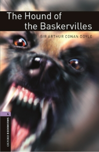 Oxford Bookworms Stage 4 : Hound of the Baskervilles