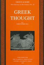 [해외]Greek Thought