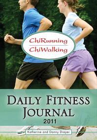 [해외]ChiRunning & ChiWalking Daily Fitness Journal