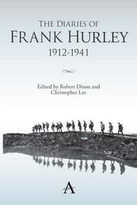 [해외]The Diaries of Frank Hurley 1912-1941 (Hardcover)