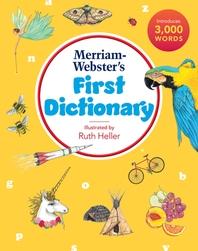 [해외]Merriam-Webster's First Dictionary