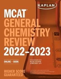 [해외]MCAT General Chemistry Review 2022-2023