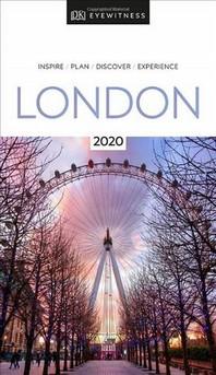 [해외]DK Eyewitness London (Paperback)