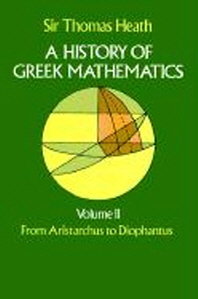 [해외]A History of Greek Mathematics, Volume II