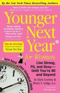 [해외]Younger Next Year for Women
