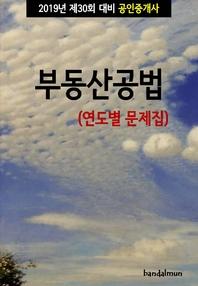 2019년 제30회 대비 공인중개사 부동산공법 (연도별 문제집)