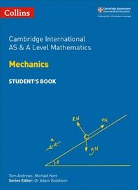 [해외]Cambridge International as and a Level Mathematics Mechanics Student Book