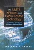 Air Interface Techniques : The Umts Radio Access Technology