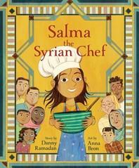 [해외]Salma the Syrian Chef (Hardcover)