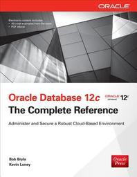 [해외]Oracle Database 12c the Complete Reference