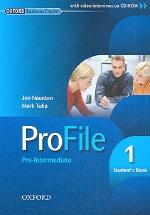 ProFile 1 Student's Book(Oxford Business English)(CD1장포함)