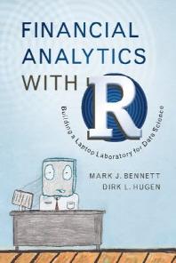 [해외]Financial Analytics with R (Hardcover)