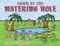 [해외]Down by the Watering Hole (Paperback)