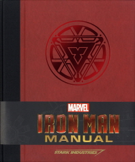���̾�� �Ŵ���(Iron Man Manual)(Marvel)(���庻 HardCover)