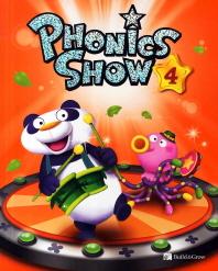 PHONICS SHOW. 4(CD2장포함)
