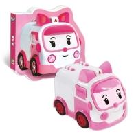 로보카폴리 장난감 그림책: 엠버(자동차완구 포함)(보드북)