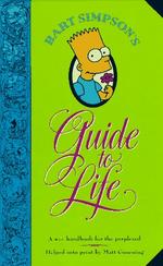 Bart Simpson's Guide to Life (책상태 깨끗함)