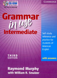 GRAMMAR IN USE INTERMEDIATE WITH ANSWERS(3RD EDITION)(CD 1장 포함)