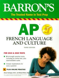 Barron's AP French Language and Culture, 3/E(Paperback)