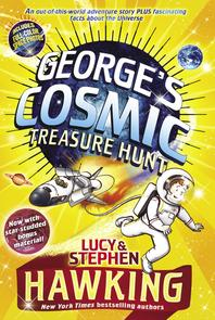 [해외]George's Cosmic Treasure Hunt (Paperback)
