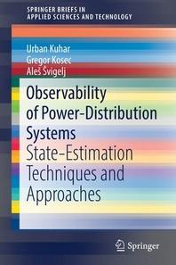 [해외]Observability of Power-Distribution Systems