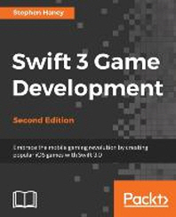 [해외]Swift 3 Game Development (Paperback)