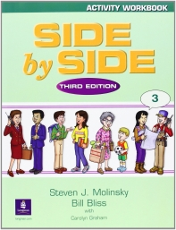Side by Side. 3: Activity Workbook (3/E)(Side by Side (Third Edition)