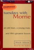 [해외]Tuesdays With Morrie (Cassette/Spoken Word)