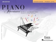 PIANO ADVENTURES, PRIMER LEVEL, LESSON BOOK, UnA/E(27), UnA/E(27), UnA/E(27), UnA/E(27)