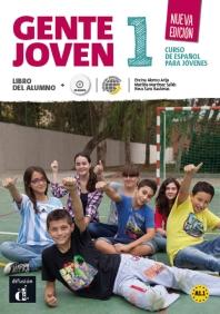 Gente Joven 1 (Nueva Edicion) Libro Del Alumno Int
