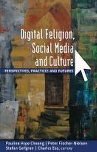 [해외]Digital Religion, Social Media and Culture (Hardcover)