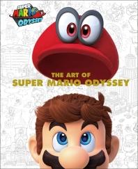 [해외]The Art of Super Mario Odyssey
