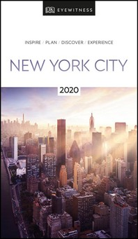 [해외]DK Eyewitness New York City (Paperback)
