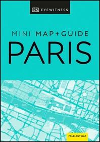 [해외]DK Eyewitness Paris Mini Map and Guide