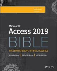 [해외]Access 2019 Bible
