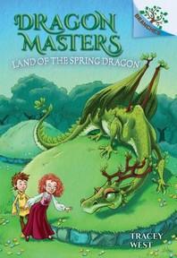 [해외]The Land of the Spring Dragon (Library Binding)