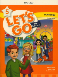 Let's Go. 5(Workbook)(With Online Practice)